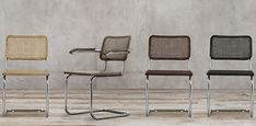 Bauhaus Collection | Restoration Hardware. Cesca stools?