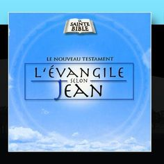 L'Evangile Selon Jean, Vol. 2 ~ La Sainte Bible - Le Nouveau Testament, http://www.amazon.fr/dp/B004O0UUT8/ref=cm_sw_r_pi_dp_D558tb0EJDHKA