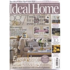 Ideal Home - 1 October 2014 (IH1014)