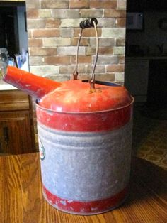 Unusual watering cans and pitchers on pinterest watering cans vintage metal and antiques - Unusual watering cans ...