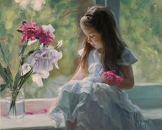 Vladimir Volegov - Vladimir's vibrant color palette and bold strokes coalesce to create evocative images that possess a timeless sensibility.