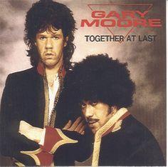 Gary Moore Rock- und Blues-Gitarrist