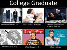 College Graduate #meme