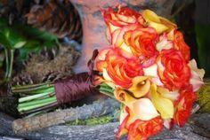 Fall Bouquet by Coarsegold Flower Shop