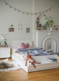river-twin-bed - #kidsdesign #bedroom #kids