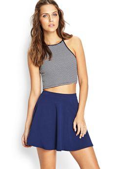 Atractivas faldas cortas de temporada   Moda 2014