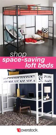 Browse an impressive selection of stylish bedroom furniture at Overstock.com. Plus, shop thousands of products, including beautiful loft beds, at the lowest prices. Overstock.com -- All things home. All for less.