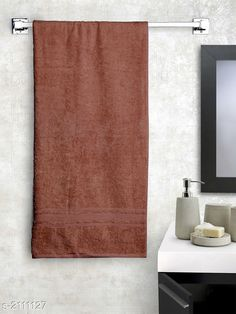 Bath & Beach Towels Lovely Cotton Bath Towel Material : Cotton Size ( L X B ) : 75 cm X 150 cm Description : It Has 1 Piece Of Bath Towel Pattern : Solid Country of Origin: India Sizes Available: Free Size   Catalog Rating: ★4.2 (972)  Catalog Name: Lovely Cotton Bath Towels Vol 4 CatalogID_279687 C71-SC1110 Code: 203-2111127-