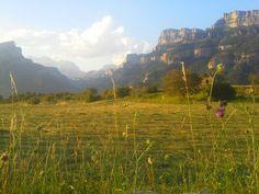 #MontePerdido desde Viò