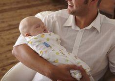 Esential pentru bebe - Grobag Sac de infasat Woodland