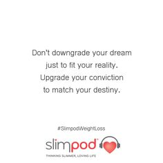 Slimpod is a clinically proven, medically endorsed natural way to lose weight without willpower or dieting. Stop cravings, end emotional eating, quit sugar! Healthy Lifestyle Motivation, Willpower, Weight Loss Transformation, Eating Habits, Ways To Lose Weight, Love Life, Healthy Living, Mindfulness, Positivity