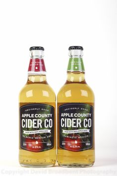 Great single varieties from the fabulous Monmouthshire farm - Apple County Cider