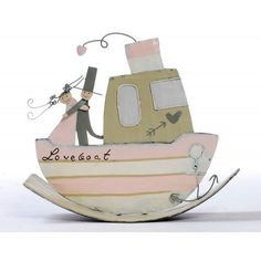 Metal Brial Couple Boat by Handmade and hand-painted figures, http://www.amazon.co.uk/dp/B00DG1HPTO/ref=cm_sw_r_pi_dp_v1P0rb0HEJDNJ