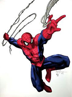 Spider-Man by arissuparmanart  #HiveSurvives