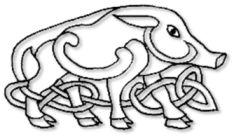 Frejas vildsvin