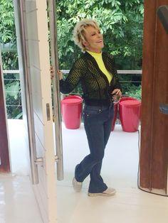 Ana Maria Braga/ Look da Ana nº 326