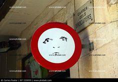 Señal y cara, Barcelona