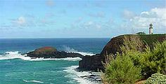 I love lighthouses. Kilauea Light Station on Kauai