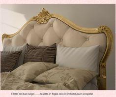 La tua camera da letto, romantica ed elegante....