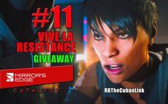 Mirror's Edge Catalyst | PS4 | Gameplay | Episode 11 | Game - Giveaway