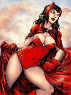 Scarlet Witch (La Bruja Escarlata)