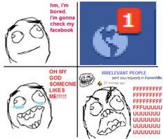 Bio-Psicología de las notificaciones de Facebook