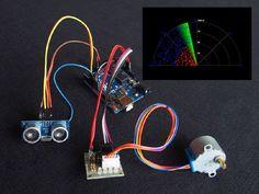 Acoustic Radar Display