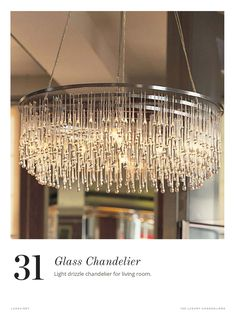 Statement chandeliers often acquire a larger proportion and a more embellished nature. Decor, Statement Chandeliers, Inspiration, Lighting, Modern, Chandelier, Modern Design, Modern Lamp, Ceiling Lights