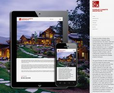 Simplicity, functionality, and beauty are the three main goals we had when designing, developing and deploying the Charles Cunniffe Architects website. See the result: http://www.cunniffe.com Web Design and Development | Blue Tent Marketing http://www.bluetentmarketing.com/portfolio