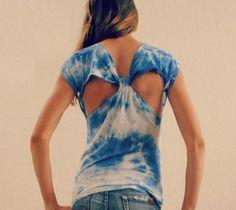 DIY Clothes DIY Refashion DIY Trash To Couture DIY T Shirt Refashion.