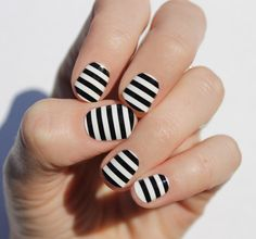 Just heat, stick & file your way to an awesome manicure! Each package of So Gloss nail wraps come with 24 easy to apply vinyl wraps sized for BOTH