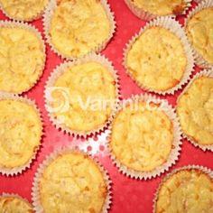 Fotografie receptu: Slané muffiny Cupcakes, Snack Recipes, Snacks, Gluten, Pie, Chips, Breakfast, Desserts, Food