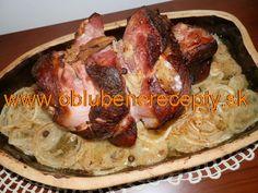 Pečené koleno Pork, Beef, Chicken, Kale Stir Fry, Meat, Pork Chops, Steak, Cubs