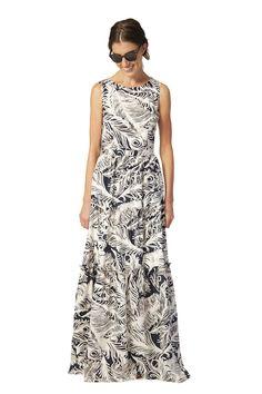 Heidi Merrick Seaward Dress (Flume) - Apostolic Clothing Pentecostal