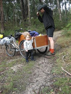 Christiania family cargo bike