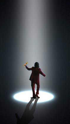 Joker won Oscar iPhone Wallpaper - iPhone Wallpapers