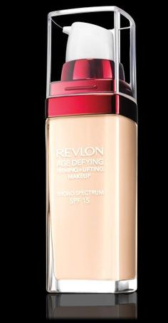 Revlon Age Defying Firming + Lifting Makeup™. OUR ADVANCED ANTI-AGING MULTI-BENEFIT MAKEUP. My Shade: FRESH IVORY.