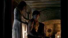 Jamie and Claire Falling ~ Falling Through the Stones an Outlander Page Production #Outlander