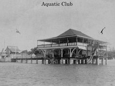 Aquatic Club, Barbados