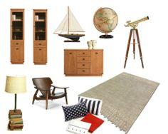 A jak bychom nábytek Rachel dekorovali my? Ozdobili bychom jej dekoracemi se starožitným nádechem a vůní dálek. Líbí?