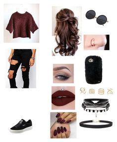 """Untitled #284"" by klarabahnik on Polyvore featuring Liquor n Poker, Puma, Charlotte Russe and Humble Chic"