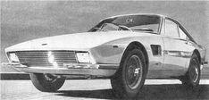TVR Trident (Fissore), 1965