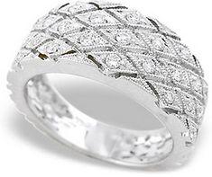 unique diamond wedding ring for men