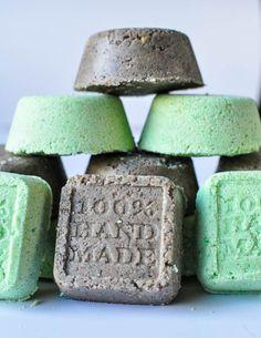 Learn how to DIY your own 4-in-1 Lush bath bomb, bath melt, bubble bar, and body scrub