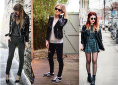 Look  Estilo grunge: Blog  Bem versátil
