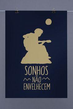 Poster Clube da Esquina