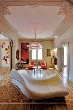 apartment in Milan by William Savaii   via Style Italia ~ Cityhaüs Design