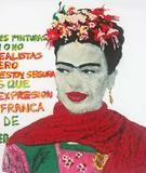 Frida Kahlo Shirt Painting T shirts 3d Art Work Quor Mexican Floral I will handprint and paint this fab Frida Kahlo's portrait, with quote, On Demand for YOUR Unique T-shirt, using Permanent Colors on relief. To see my complete Frida Kahlo COLLECTION T-shirts, CLICK HERE: /collections/frida-kahlo-t-shirts-painting-3d ***to read theREVIEWSthat my wonderful customers left to me CLICK HERE  -----> /pages/reviews <----  *****CLICK ON THE PHOTO for...