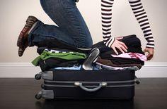 Les bagages pour partir un an! | Notre tour du monde
