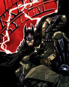 Batman Arkham City, Batman Y Superman, Batman Robin, Gotham City, Bob Kane, Dc Comics, Batgirl, Catwoman, Nightwing